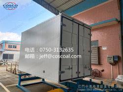 Camión Caja de carga de aluminio con certificación TS 16949
