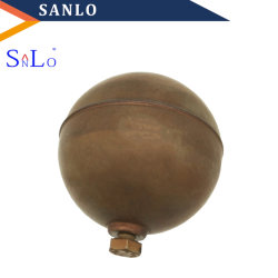 Esfera de Flutuação com rosca de cobre para o Interruptor de Nível de Líquido