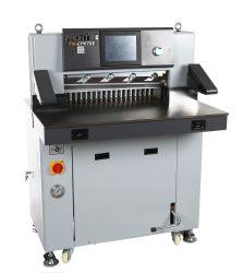Cp670e 670мм молчание для тяжелого режима работы переднего ножа для бумаги Guillotine гидравлического запрограммированные машины резки бумаги CE