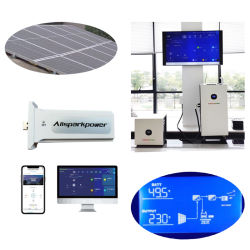 Batterijfabrikant oplaadbare Deep Cycle 48 V 100 ah 4,8 kWh Ess-energie Storage System Home Solar Power System off Grid All-in Eén energieopslagsysteem