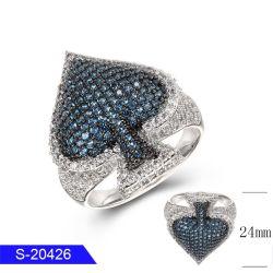 Design exclusivo Jóias de 925 Sterling Silver anéis para homens