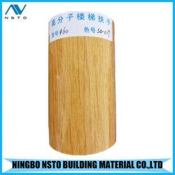 Material de construção de fábrica na China a preços competitivos de alta qualidade de Abastecimento de Madeira Corrimão Baluster profissional para a escada em casa