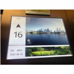 カスタマイズされたオーティスKone Schindler上海三菱日立PLC 15インチのエレベーターLCDの表示