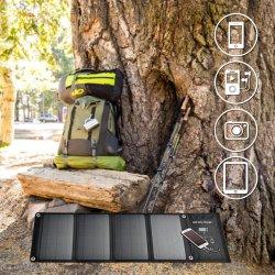 Opvouwbaar zonnepaneel draagbare mobiele telefoon Zonnepaneel zonnepaneel Oplader voor laptop