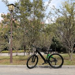 Stijlvol ontwerp 26 inch Lithium Power City Bike Electric Assist Mountain Wegfiets Elektrische scooter