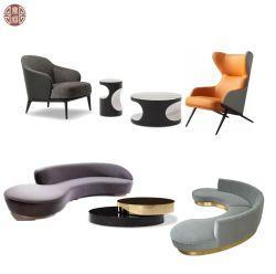 حديثة فندق ردهة أثاث لازم أريكة عالة محدّد - يجعل [هلّ] ردهة [أرك-شبد] أريكة وقت فراغ كرسي تثبيت
