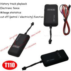 Mini Coche portátil GPS Tracker GSM GPRS Dispositivo de seguimiento en tiempo real Tracker T110