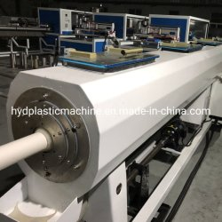Alimentation directe en usine tuyau en PVC Making Machine