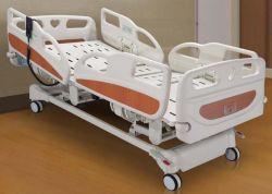 Cinque funzioni letto ospedale elettrico