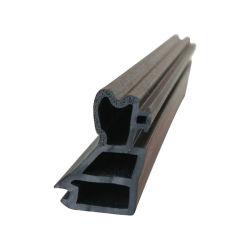 Guarnizione inferiore in gomma per striscia sigillante per porte e finestrini da garage Guarnizione di tenuta