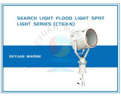Морской стали фонаря направленного света Ctg3-N с подъемника 1000W