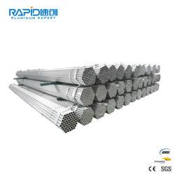 Aço de andaimes andaimes galvanizado tubo conector de acoplamento flexível