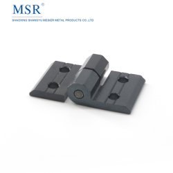 cerniera nera dell'alluminio di CNC 3040gr