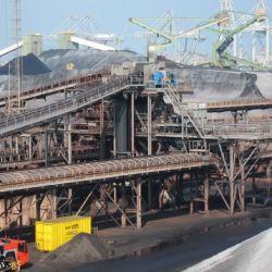 Kohle-Förderanlage, die Pflanzenkohle-Förderanlagen-System handhabt