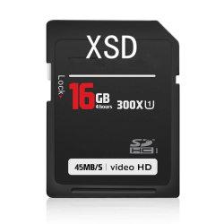 Classe 8 GB6 padrão de cartão SD Cartão de Memória SD segura para câmaras digitais e câmaras de vídeo SD Memoria de bloqueio