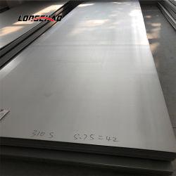 Ventes en gros 310 Tôles en acier inoxydable Plaque en acier inoxydable de la série 300