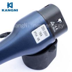 Nouveau mode de lancement 2 IEC 62196-2 16A 3.5kw mode 2 Chargeur lent pour véhicule électrique portable domestique
