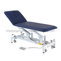 2 قسم العلاج الكهربائي Osteopatic طاولة المعالجة Cy-C107