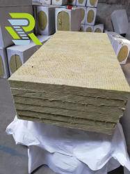 熱絶縁体、音または熱またはダクトシステム絶縁体の証拠のボードまたはパネルまたはシートの密度50-180kg/M3のサイズ900/1000/1200X600X50/25mmのためのA6岩綿かRockwoolのボード
