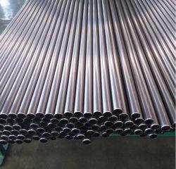 أنبوب ملحوم من الفولاذ المقاوم للصدأ مصقول مزود بالمصنع مباشرةً قطر صغير للتشييد