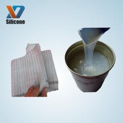 Grand Tear-Strength revêtement en caoutchouc de silicone pour les textiles