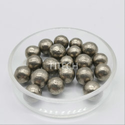 Conteúdo Sulfer Grânulos de níquel para Metal Catalyst
