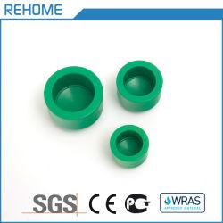 أغطية أنابيب PP-R البلاستيكية PP-R مع ISO15874 شهادة