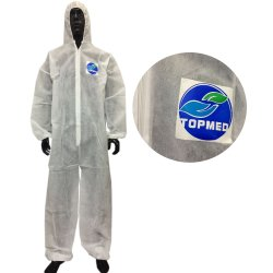 Combinaison uniforme Diposable Non-Woven antistatique