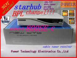 Singapour avec récepteur HD TV Starhub Fyhd 800c avec BPL