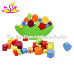 2021 горячая продажа в начале учебных игрушки деревянный брусок баланса игры для детей
