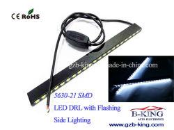 IP67 alto potere 21SMD LED DRL infiammante