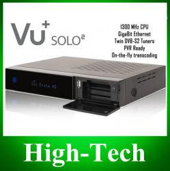 풀 HD DVB-S2 트윈 튜너 위성 수신기 VU+솔로 2