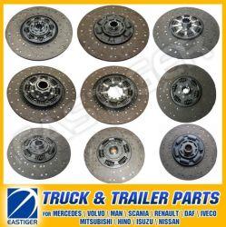 Meer dan 200 items Truck-onderdelen voor koppelingsschijf
