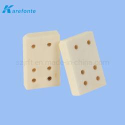 Un 99% de alta pureza Al2O3 Aislamiento cerámica alúmina