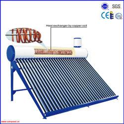 chauffe-eau solaire Non-Pressurized compact avec la CE