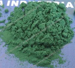 Lederindustrie-grundlegendes Chrom-Sulfat-Grün-Puder CAS: 39380-78-4