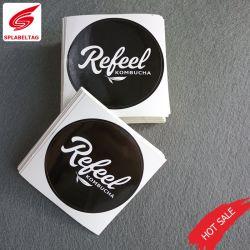 Sticker de Van uitstekende kwaliteit van het Etiket van de Druk van het Koekje van het Embleem van de douane