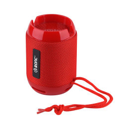 Neuer Ankunfts-Großverkauf-preiswerter Preis-BT-Lautsprecher-beweglicher blauer Zahn-zutreffender drahtloser Lautsprecher Tws beweglicher Bluetooth Lautsprecher