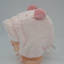 عادة لون قرنفل لون زغبة جميل دبّ حيوانيّ [إرفلبس] [إر بروتكأيشن] شتاء فصل خريف يغلّف دافئ غطاء قبّعة لأنّ أطفال جدي