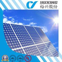 Cy28 0.10-0.25mm Panneau solaire professionnel noir Retour Film PET