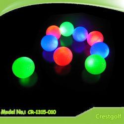 5 Цветные светодиодные Shinning мяч для гольфа