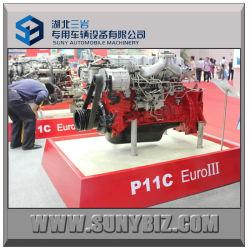 محرك الديزل P11c Hino 700
