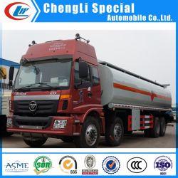 شاحنة خزان وقود سعة كبيرة Foton Acuman Oil 6X4 سعة 24 م3