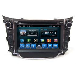 Автомобильная GPS двойной DIN DVD плеер для Hyundai I30