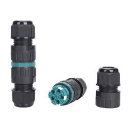 Высокое качество Micro 3Контакт корпуса электроники провод водонепроницаемый быстросъемным разъемом