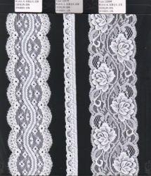 Lace (مع شهادة Oeko-tex W70051)