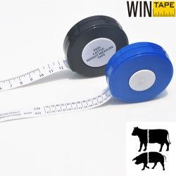 Boîtier en ABS de conception pour la mesure de bande de mesure d'animaux (pig ou bétail) Poids