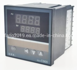Rex-C900 do Controlador de Temperatura Digital, controlador digital de temperatura PID, o Rex-C900 0-400 Entrada de tipo K, SSR Yzx Controlador de Temperatura de Saída