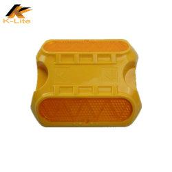 Светоотражающие покрытия дороги маркера шпильку клей Kt215