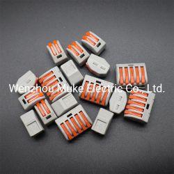 Connettori Mini Fast Wire PCT-212 connettore di cablaggio compatto universale a innesto Morsettiera PCT-212 213 214 215